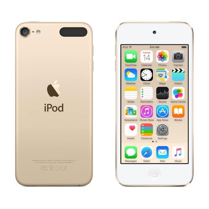 Плейър MP4 Apple iPod touch 32Gb gold