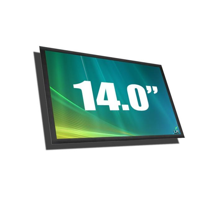 """Матрица за лаптоп LG LP140WD2 (TL)(G1), 14.0"""" (35.56cm), WXGA++ 1600:900 pix, матова image"""