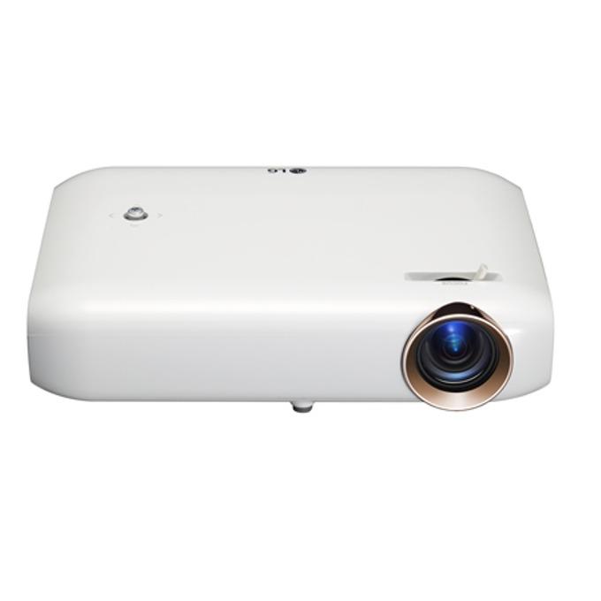 Проектор LG PW1500G, DLP, WXGA (1280x800), 100 000:1, 1500 lm, HDMI, USB image