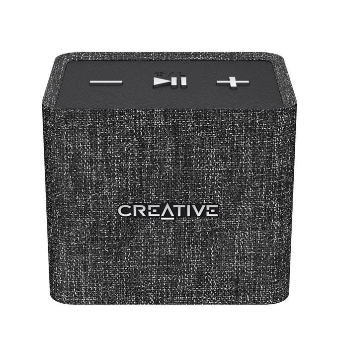 Тонколона Creative NUNO Micro, 1.0, безжични, 3W, Bluetooth, AUX, USB, черна image