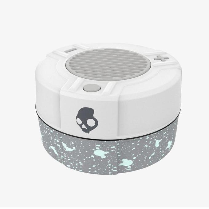 Тонколона Skullcandy Soundmine Bluetooth Speaker, 1.0, Bluetooth, microUSB, бял image