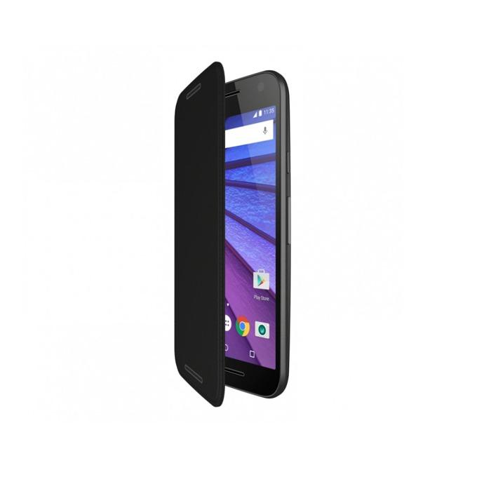 Flip cover Motorola Flip Case за Motorola Moto G3, черен image