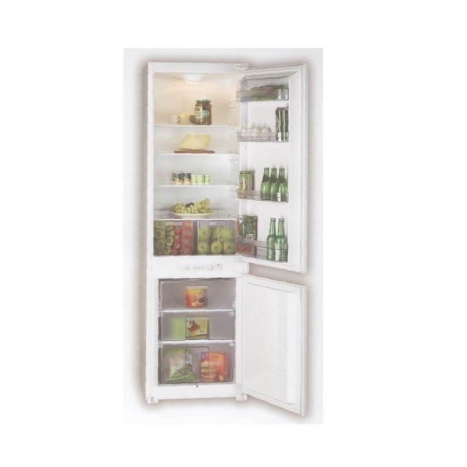 Хладилник с фризер Finlux FXN 3200, клас A+, 264 л. общ обем, за вграждане, 262 kWh/годишно, обръщане на вратите, бял image