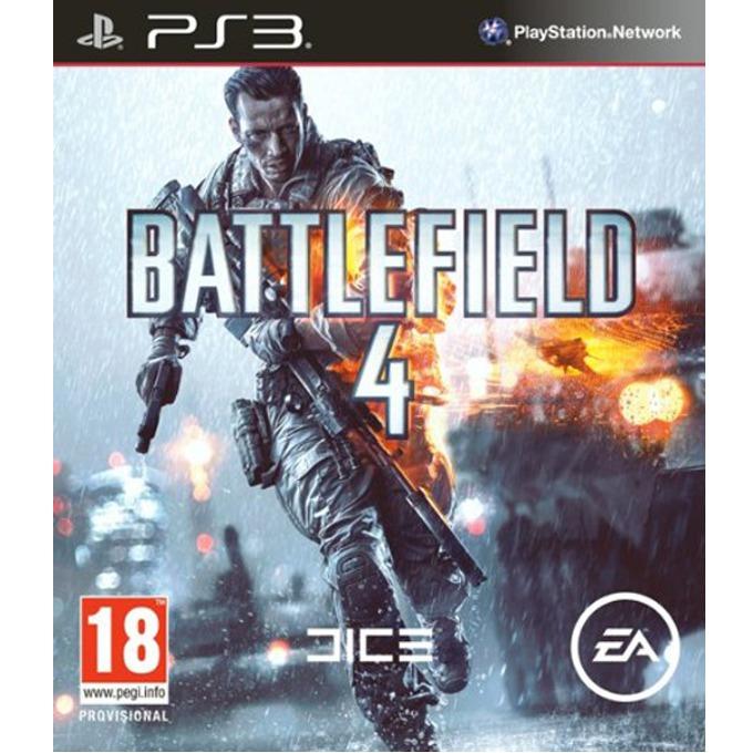 Игра за конзола Battlefield 4, за PlayStation 3 image
