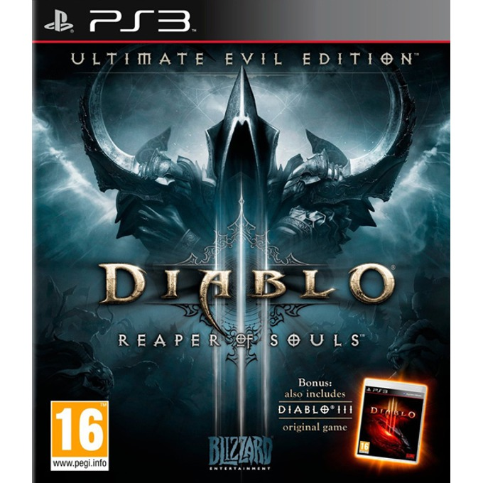Diablo III: Ultimate Evil Edition, за PlayStation 3 image