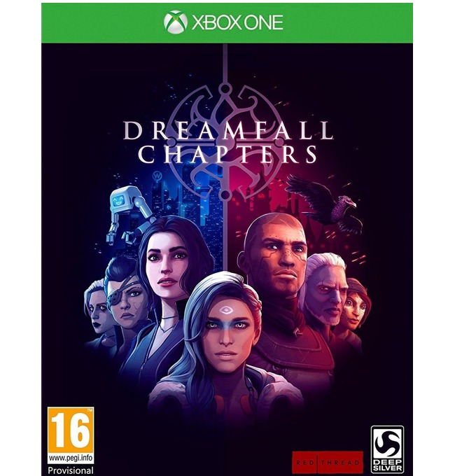 Dreamfall Chapters, за Xbox One image