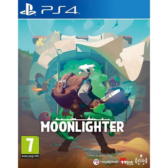 Игра за конзола Moonlighter, за PS4 image