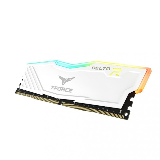 4GB DDR4 2400 MHz, Team Group DELTA RGB, TF4D44G2400HC15B01, 1.2V image