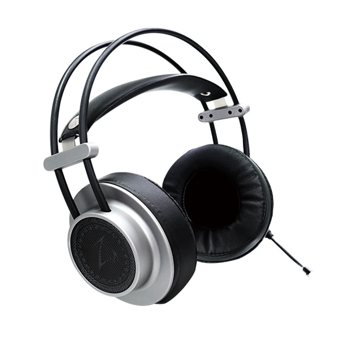 Слушалки Zalman ZM-HPS600, микрофон, гейминг, черни image