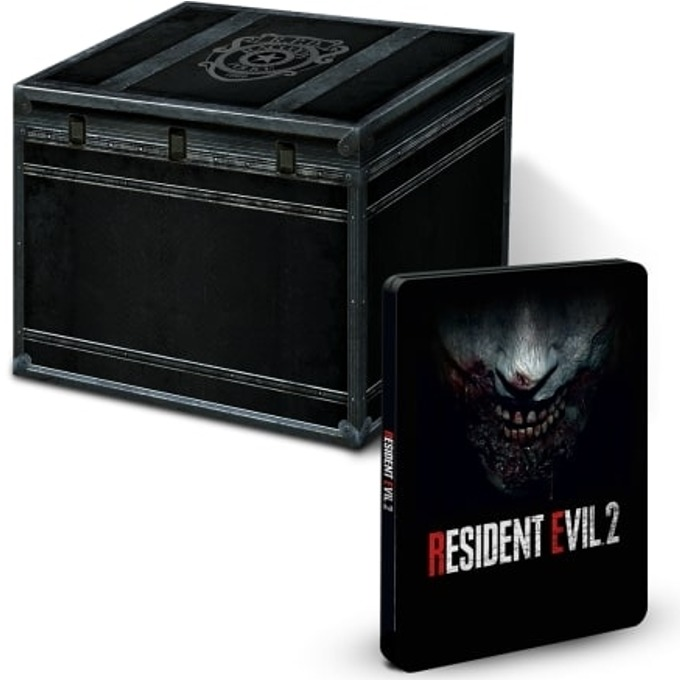 Resident Evil 2 Remake - Collectors Edition, за PS4 image