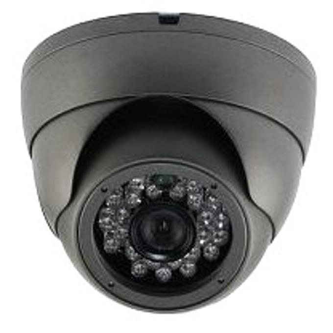 TVI/AHD камера irLAN DOL-TA1080F3.6SN20B, куполна камера, 2.4MPix(1080p), 3.6mm обектив, IR осветеност (до 20 m), за външен монтаж image