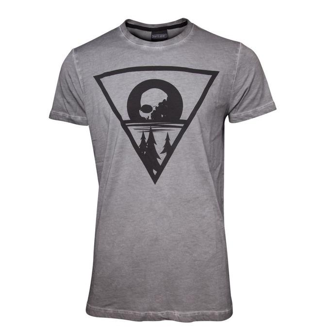 Тениска Bioworld Days Gone Morior Invictus, размер XXL, сива image