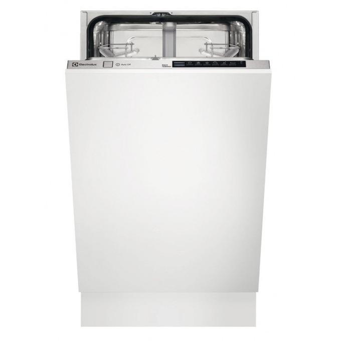 Съдомиялна за вграждане Electrolux ESL 4581RO,клас A++, 9 комплекта, 6 програми, 4 температури, бяла image