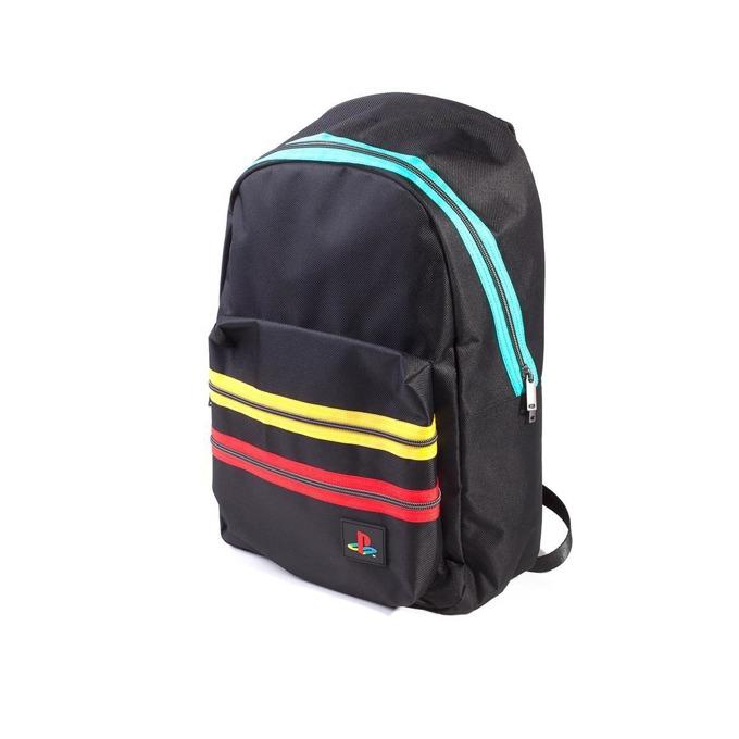 Раница Bioworld PlayStation - Black Retro Logo Backpack image