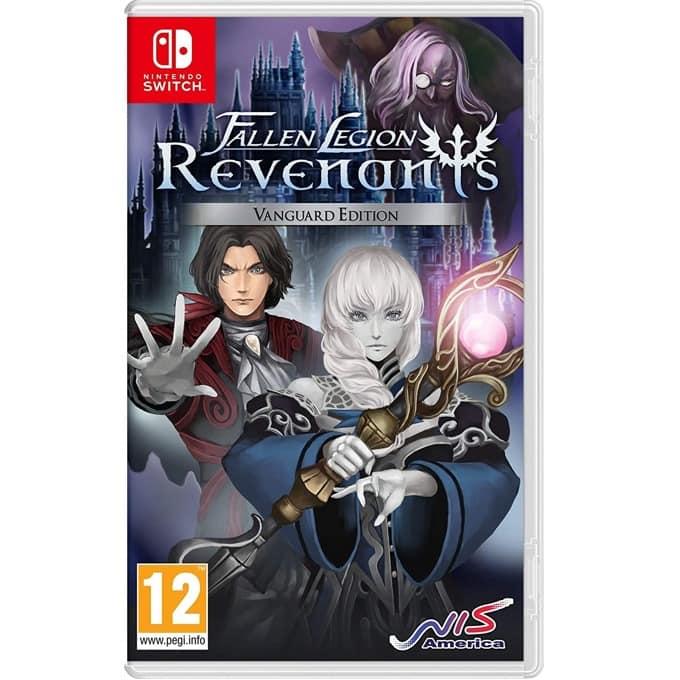 Fallen Legion: Revenants - Vanguard Edition Switch product