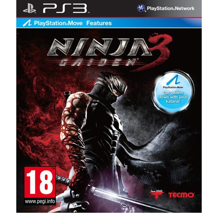 Игра за конзола Ninja Gaiden 3, за PlayStation 3 image