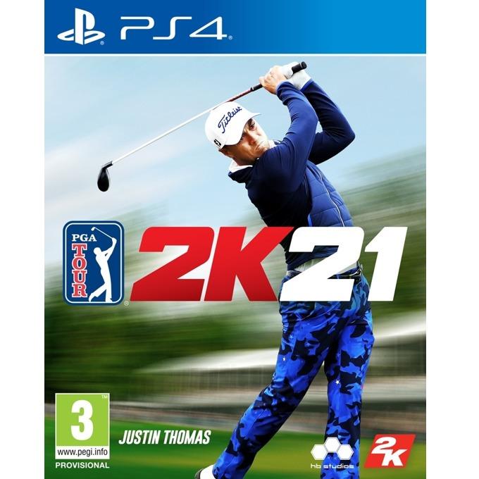 PGA TOUR 2K21 PS4 product