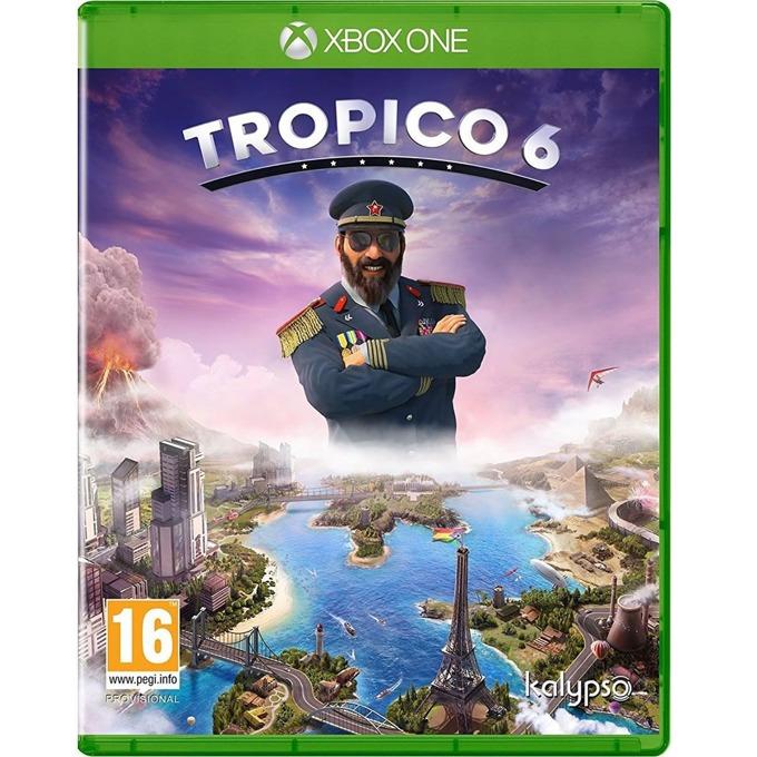 Игра за конзола Tropico 6, за Xbox One image