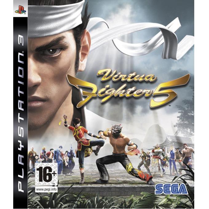 Игра за конзола Virtua Fighter 5, за PlayStation 3 image