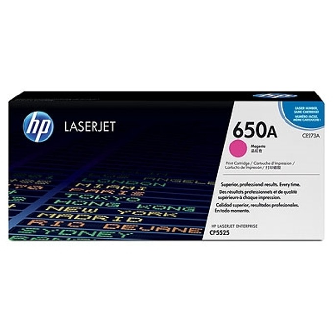 HP 650A (CE273A) Magenta product