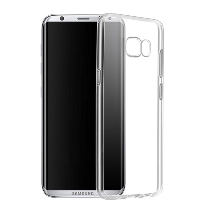 Протектор Remax Crystal, за Samsung Galaxy S8 Plus, TPU, прозрачен image