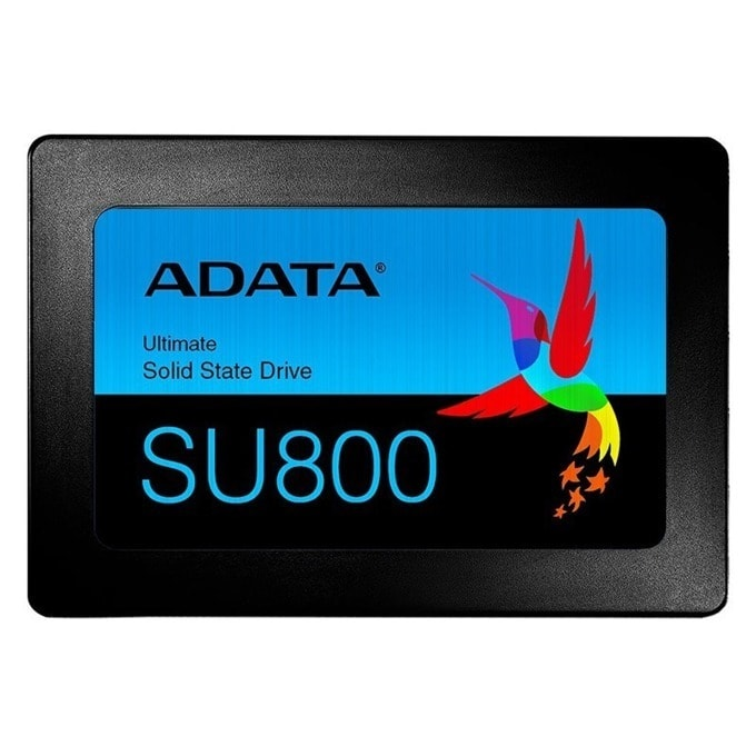 "Памет SSD 256GB A-Data Ultimate SU800, SATA 6Gb/s, 2.5"" (6.35 cm), скорост на четене 560MB/s, скорост на запис 520MB/s image"