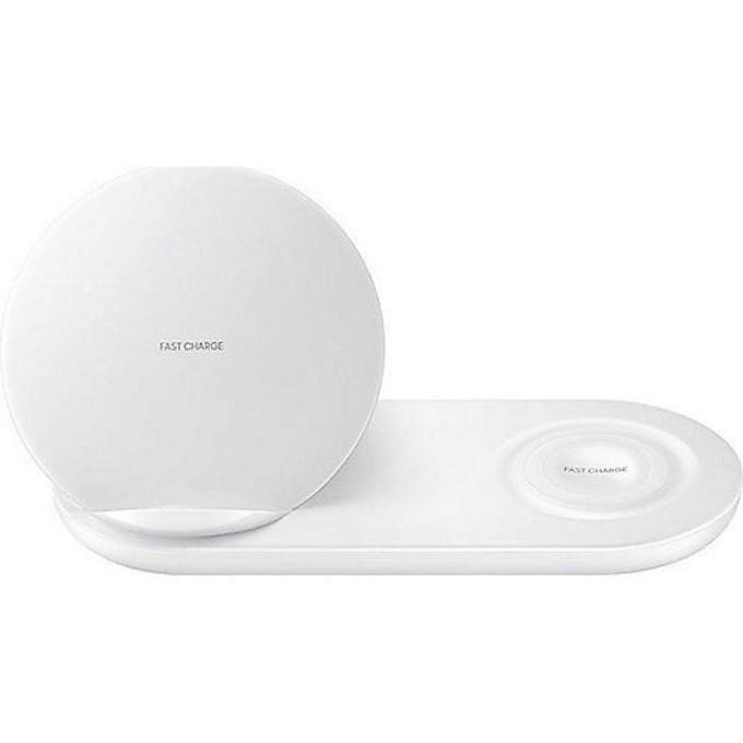Samsung Wireless Charger Duo White