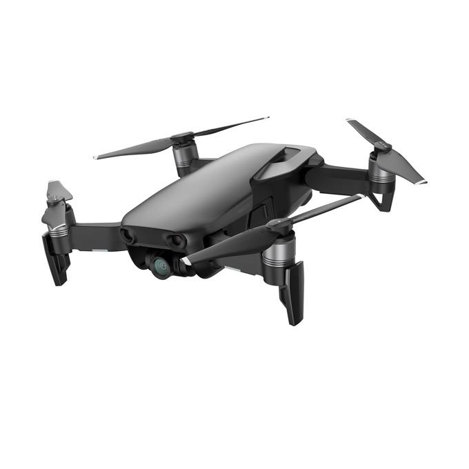 Дрон DJI Mavic Air, 4000м. обхват, 12Mpix камера, 21мин. максимално летежно време, 4K UHD video, черен image