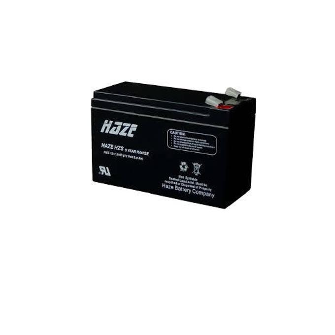 Акумулаторна батерия Haze (HZS12-9), 12V, 9Ah, AGM image