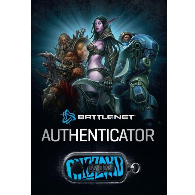 Battle.net Authenticator image