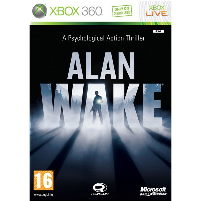 Игра за конзола Alan Wake, за XBOX360 image