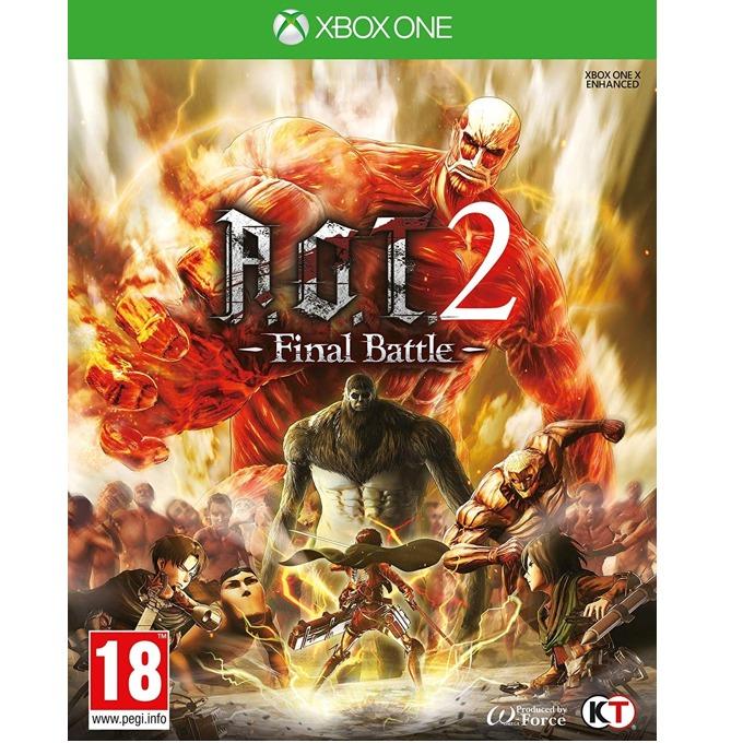 Игра за конзола Attack on Titan 2: Final Battle, за Xbox One image