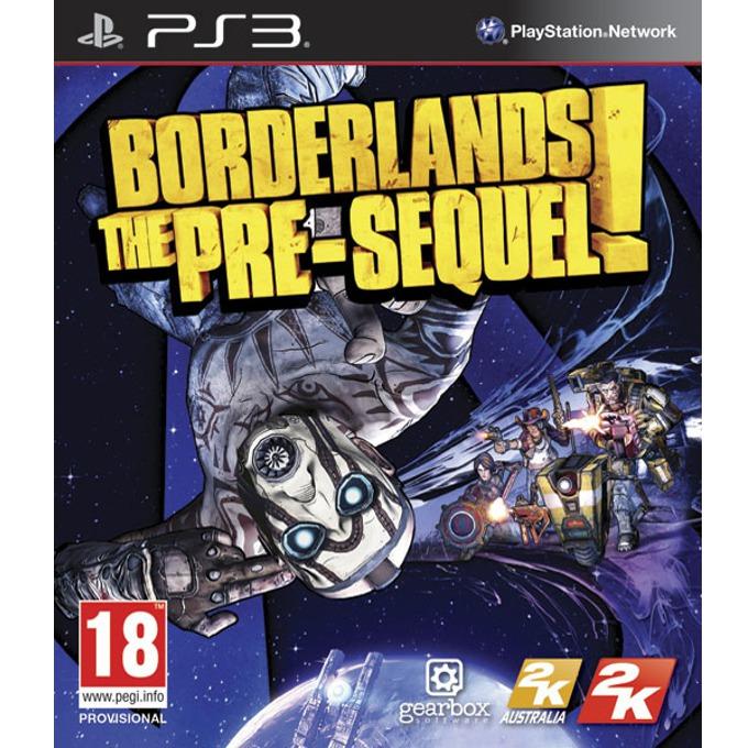 Игра за конзола Borderlands: The Pre-sequel!, за PlayStation 3 image