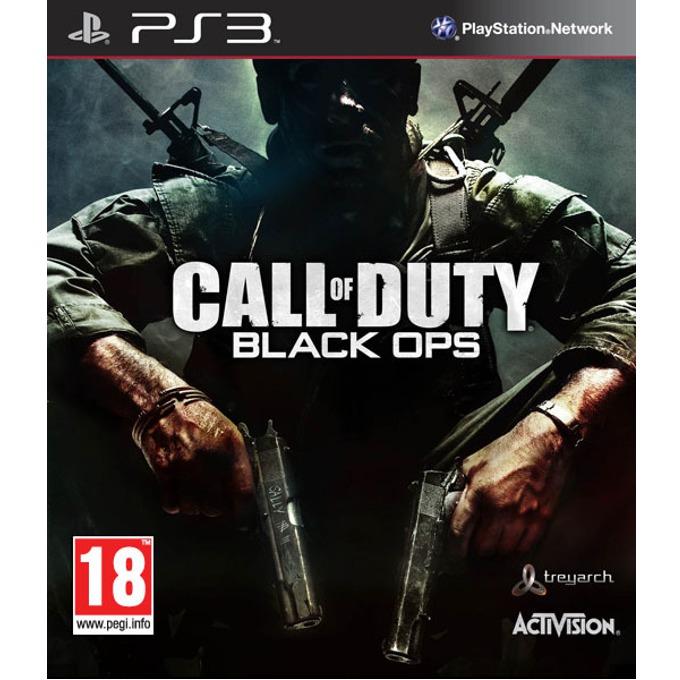 Игра за конзола Call of Duty: Black Ops (3D съвместимост), за PlayStation 3 image