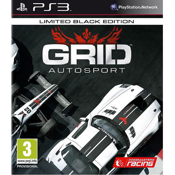 Игра за конзола GRID Autosport Limited Black Edition, за PlayStation 3 image