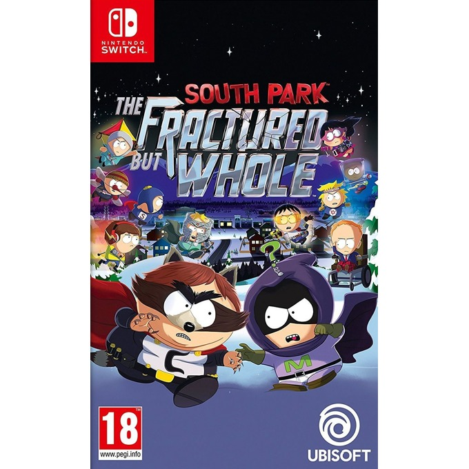 Игра за конзола South Park The Fractured But Whole, за Nintendo Switch (Pre-order) image