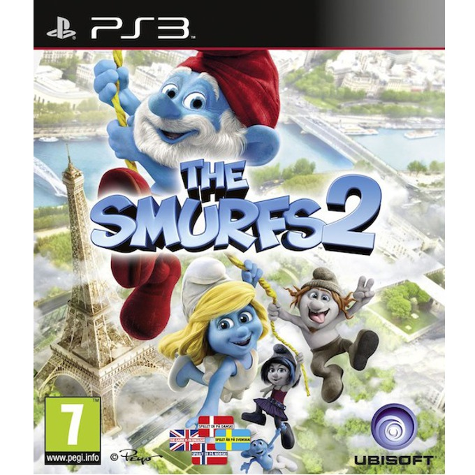 The Smurfs 2, за PlayStation 3 image