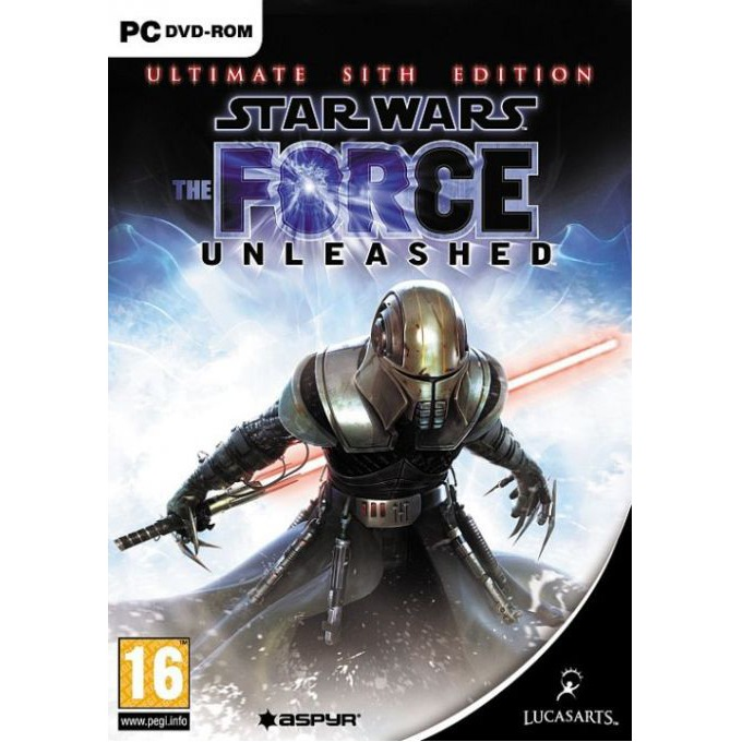 Игра Star Wars: The Force Unleashed - Ultimate Sith Edition, за PC image