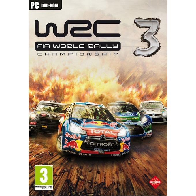 Игра WRC: FIA World Rally Championship 3, за PC image