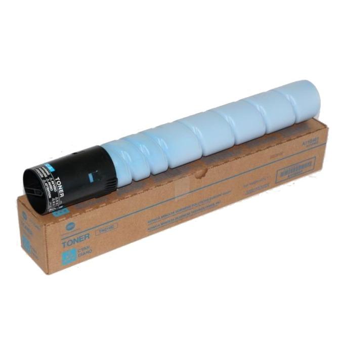 Тонер за Konica Minolta Bizhub C220/280 - Cyan - TN216C - Заб.: 26 000k image