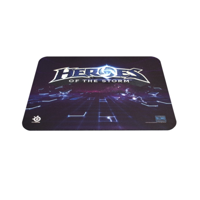 Подложка за мишка SteelSeries QcK Heroes of the Storm, 320 x 270 x 2mm image