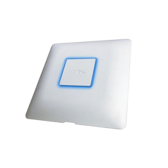 Access point/Аксес пойнт Ubiquiti UniFi AP-AC, 2.4/5GHz, 450/1300Mbit, 28dBm, 3x3 MIMO, PoE+, вътрешен монтаж image