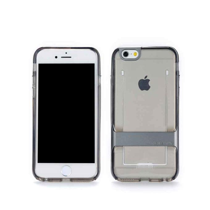 Калъф Apple iPhone 6/6S, страничен протектор, термополиуретанов, Remax, Shapeshifter, черен image