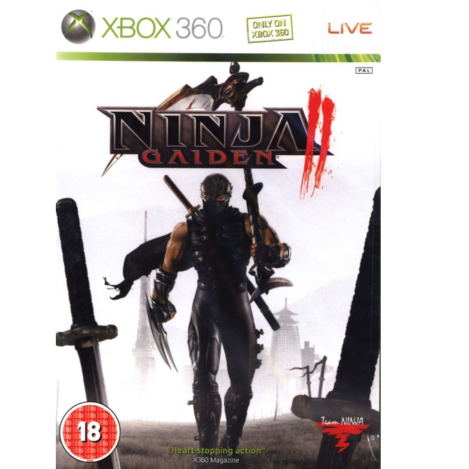 Игра за конзола Ninja Gaiden 2, за X-BOX 360 image