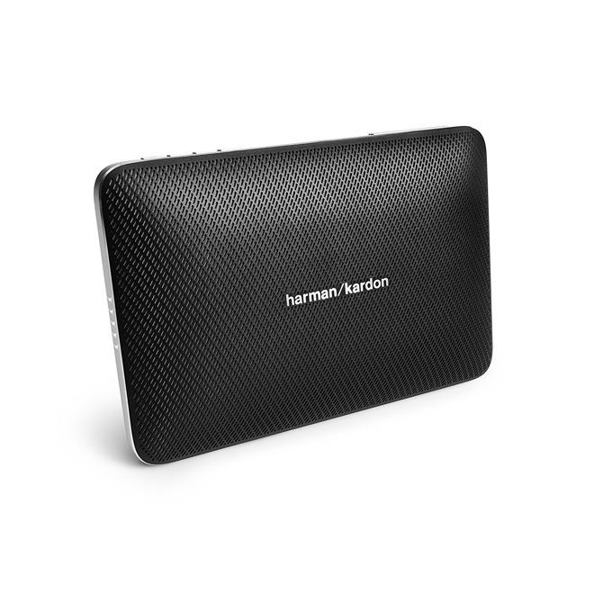 Тонколона harman/kardon Esquire 2BK, 1.0, 16W RMS (2 x 8W), Bluetooth/NFC/USB, черна, литиево-полимерна батерия, микрофон image