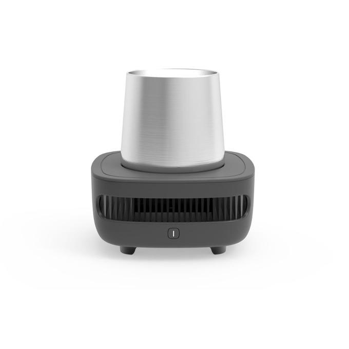 Чаша за охлаждане Allocacoc Cup Cooler Instant 360ml 10745W, съвместим с кенчета и бутилки, DC12V /3A, бял image