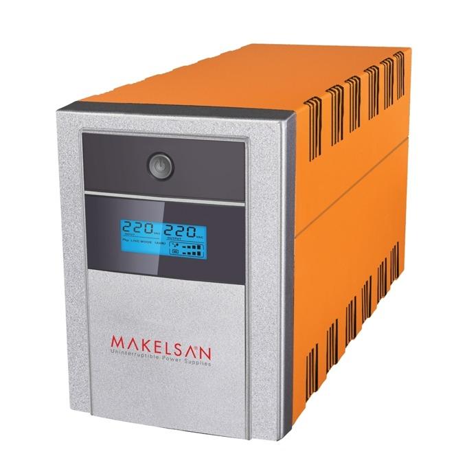 Makelsan Lion+ 1000VA/ 720W MU01000L11PL005