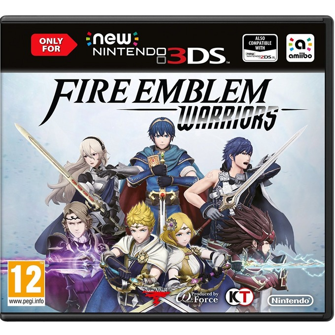 Игра за конзола Fire Emblem Warriors, за 3DS image