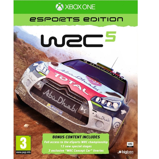 WRC 5 Esports Edition, за Xbox One image