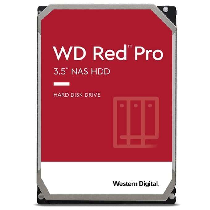 Western Digital Red Pro NAS 16TB WD161KFGX product